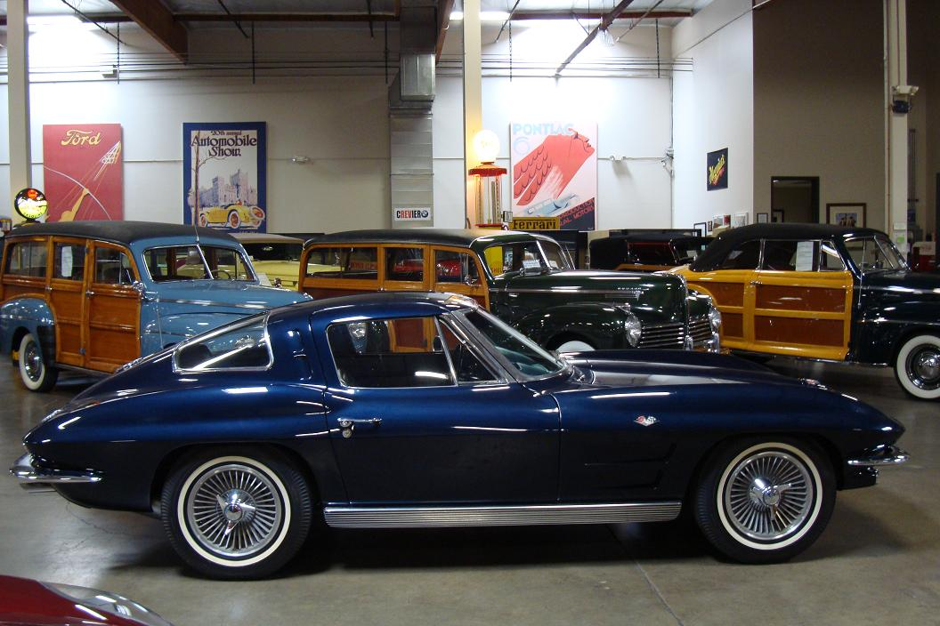 1963 corvette split window coupe true american icon rbm cars. Black Bedroom Furniture Sets. Home Design Ideas