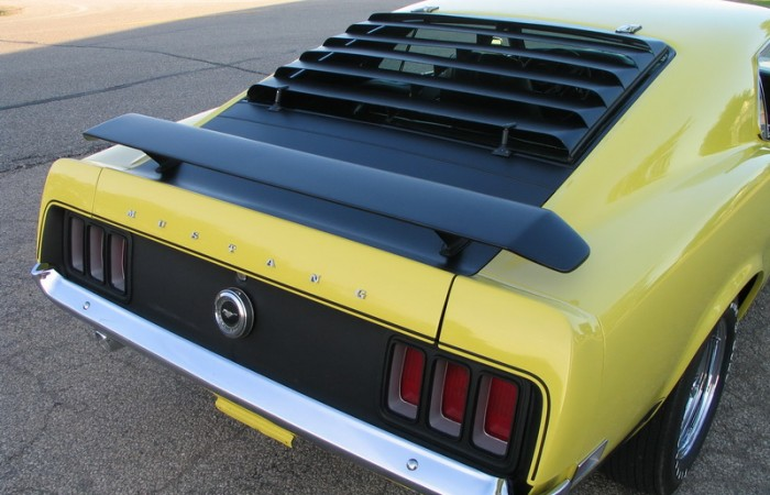 1970 ford mustang boss 302 rbm cars for 1970 mustang rear window louvers
